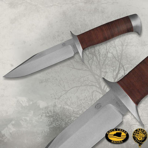 CAS Hanwei Oryx Utility/Survival Knife with Clip Point Style Blade