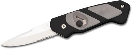 Boker Tic Toc Knife with Black Coated Handle