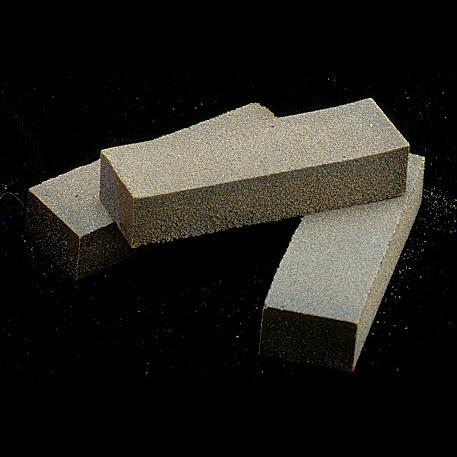 Stanley Two Sanding Eraser Clam Pack - Both Fine Grit