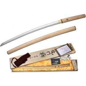 Ryumon Natural Shirasaya Sword