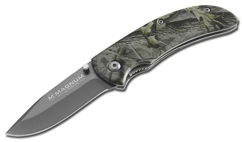 Magnum by Boker Mirage Pocket Knife with Camo Handle