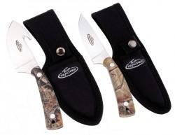 Team Realtree Field Dressing/ Caping knife  Combo