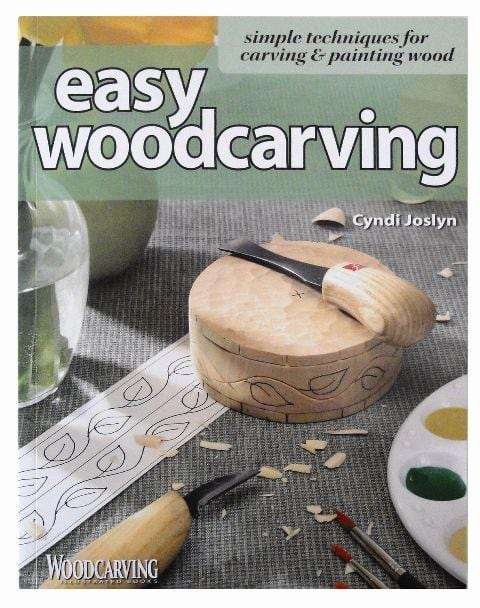 Flexcut Easy Woodcarving Book