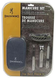 Browning Knife,469 Gray Buckmark, Manicu