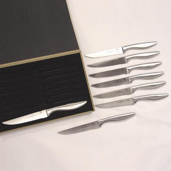 Chicago Cutlery 9Pc. Flatware Steak knife Set
