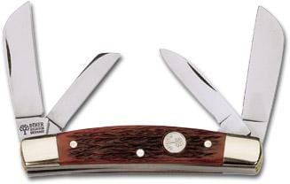 Boker Red Bone Series Premium Congress Pocket Knife