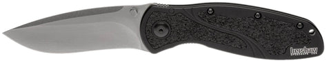 Kershaw Ken Onion Blur Pocket Knife (Premium S30V Steel, Plain Edge)