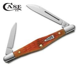 Case Cutlery Tuxedo Cayenne Bone Handle