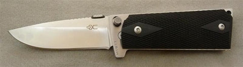 M1911 Standard Folding Knife with Black Titanium Nitride Coated 440C Blade