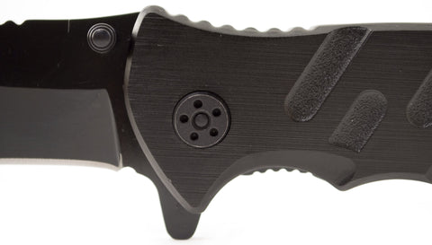 Stainless Steel Tactical Assisted Opening Pocket Knife