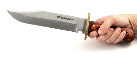 "Winchester 14.25"" Huge Bowie Knife"