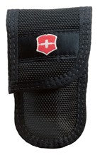Victorinox Swiss Army Pocket Knife Belt Pouch - Cordura, Black