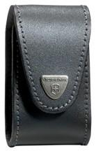 Victorinox SwissChamp XLT Pouch, Leather Black