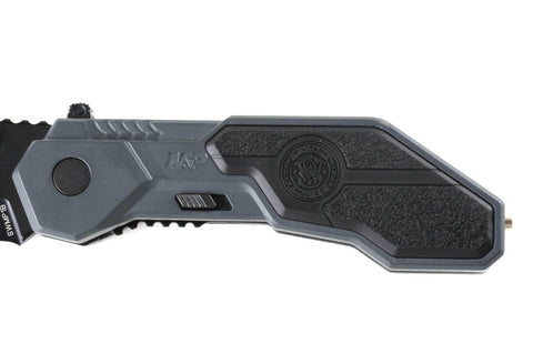 Smith & Wesson Military & Police Tactical Knife, MAGIC Assisted Opening (SWMP1B)