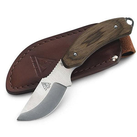 Lone Wolf Knives Mountainside Skinner, Plain Edge, Made in the USA