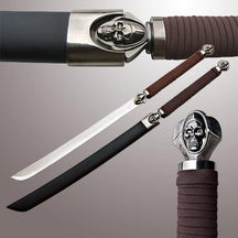 Demon Tactical Broad Saber Sword