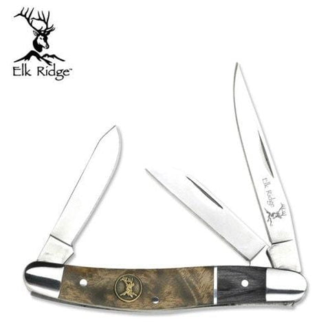 Master Cutlery 3 Blade Stockman in Tin