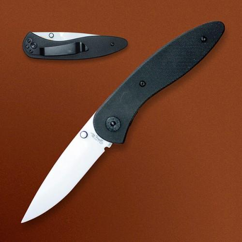 Stone River Ceramic Folder G-10 Handle
