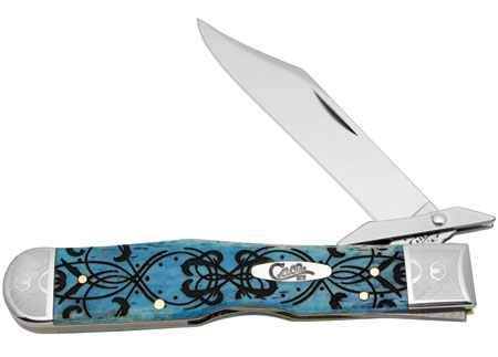 Case Cutlery Caribbean Smooth Bone Cheetah