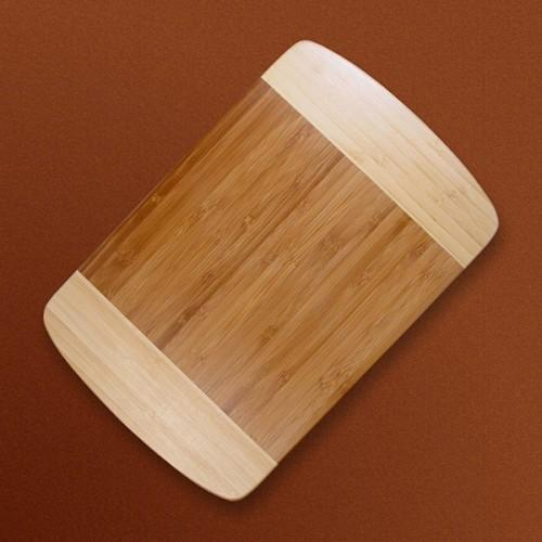 Stone River Bamboo Cutting Board 9 x 13