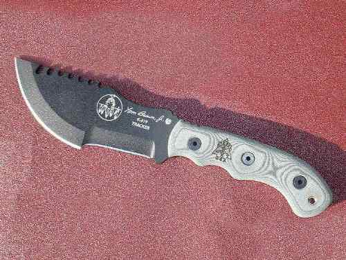 Tops Knives Tom Brown Tracker #2 (Small) Pocket Knife