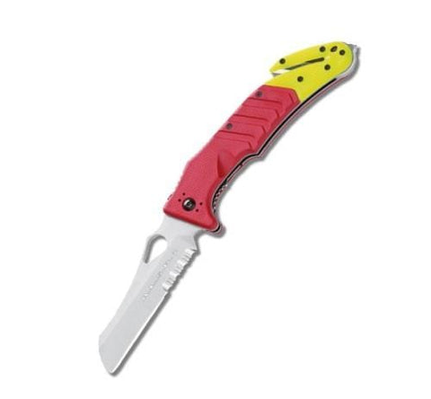Fox ALSR2 Sheepsfoot Rescue Folder Red & Yel