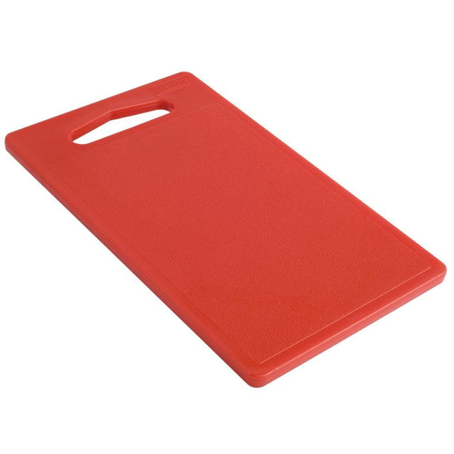 "Coleman Cutting Board - 6"" x 10"" x .375""  -  Red"