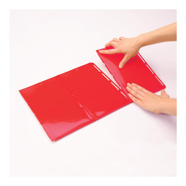 Coleman Cutting Board - Family Size - Red