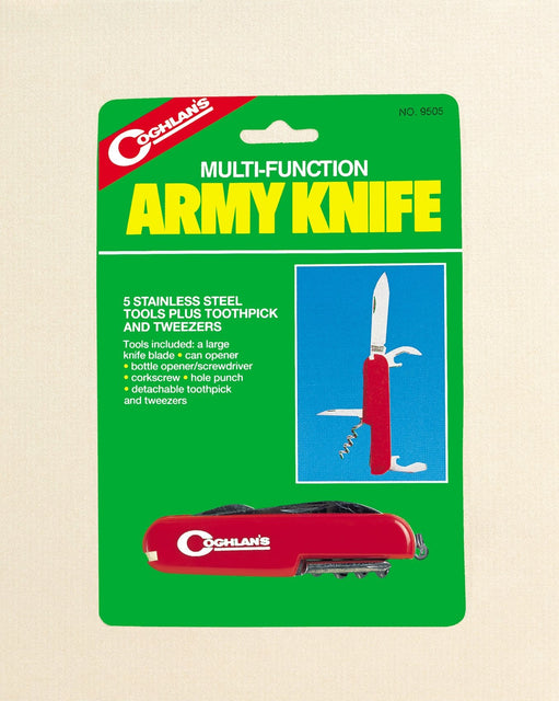 Coghlan's Army Knife (5 Function)