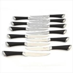Kleve 12Pc Steak Knife Set