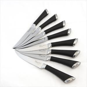 Kleve 8Pc Steak Knife Set