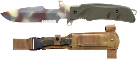 Fox Predator 1 Clip Point DC
