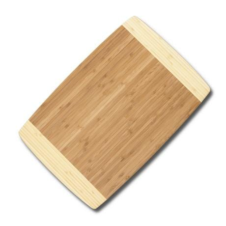 Farberware  Two Tone Bamboo Cutting Board 12