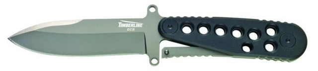 Gatco Timberline Tactical Ecs Series Spear Point Blade Knife 1870