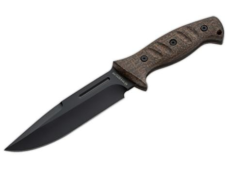 Magnum by Boker Desert Warrior Tactical Knife with Micarta Handle