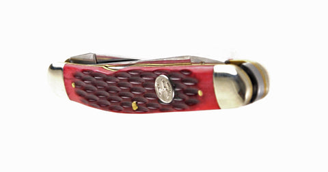 Magnum by Boker Bonsai Muskrat Red-Bone Pocket Knife