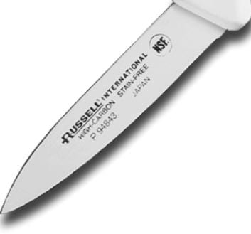"Dexter Basics 3-1/8"" Tapered Point Paring Knife"
