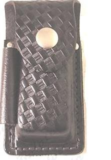 Swiss Army Accessories XL Black Leather Pouch + Loop 5221....