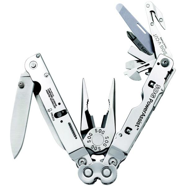 SOG S66N-CP Powerassist Multi-tool