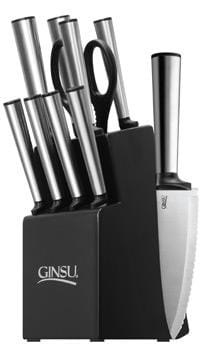 Ginsu Koden Series 10 Piece Cutlery Set