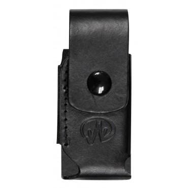 Leatherman Black Leather Sheath, 4