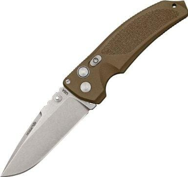 Hogue EX-03 4 in Tactical Folder, Brown