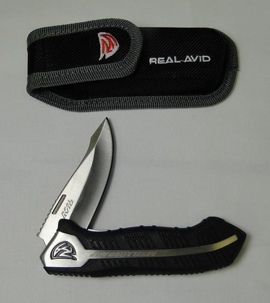 RealAvid Revelation Amp Knife LED Light 2 Blade