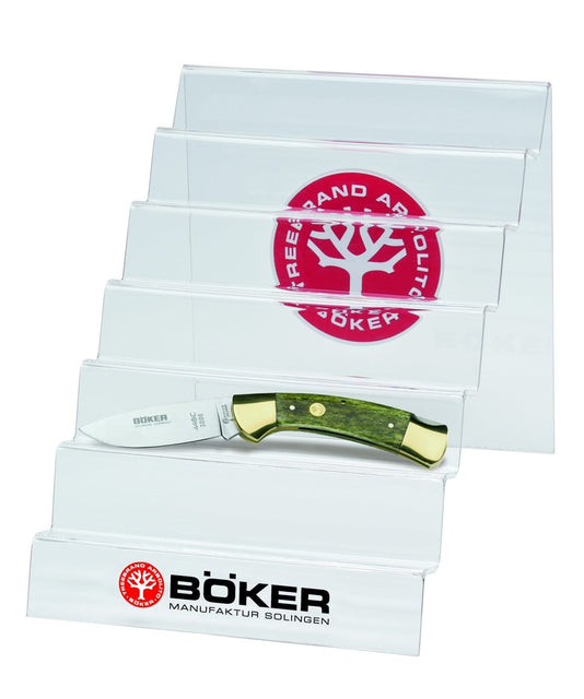 Boker Knife Display 6