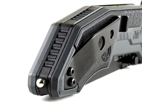 Smith & Wesson M&P Tactical Police Magic Assisted Opening Knife with Black