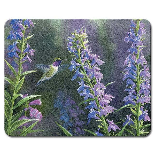 Highland Graphics Nature's Beauty Small Glass Cutting Board