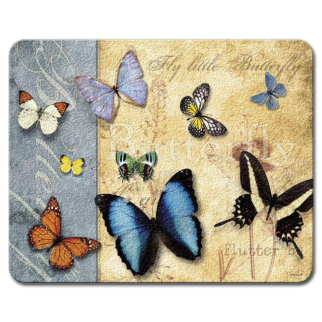 Highland Graphics Flutter By Small Glass Cutting Board