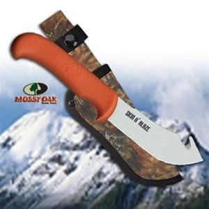 Outdoor Edge Skin N' Blaze Fixed Blade Guthook