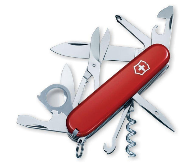 Victorinox Explorer Red Swiss Army Knife