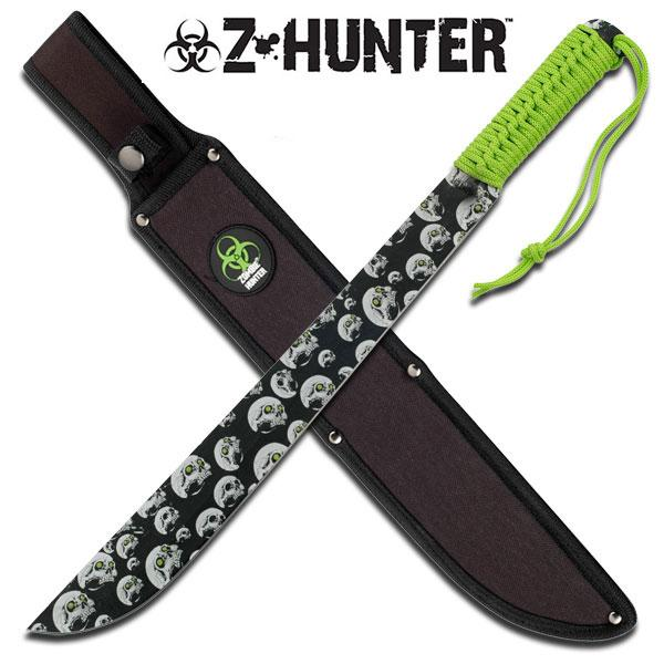 Zombie Hunter Survival Fight Machete Sword Knife